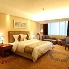 Отель Xiamen Harbor Mingzhu Сямынь комната для гостей фото 4