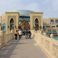 Апартаменты Downtown Al Bahar Apartments фото 3