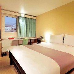 Отель ibis Berlin City West 2* Стандартный номер разные типы кроватей
