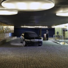 Отель Melia Dubai парковка