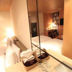 Grammos Hotel 3* Улучшенный номер с 2 отдельными кроватями фото 3