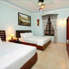 Отель Dong Nguyen Homestay Riverside 2* Стандартный номер с различными типами кроватей