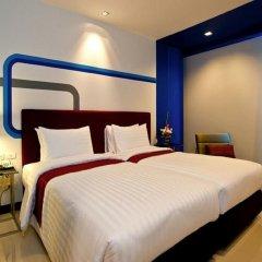 FX Hotel Metrolink Makkasan 3* Улучшенный номер с различными типами кроватей