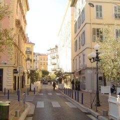 Апартаменты Studio Longchamp