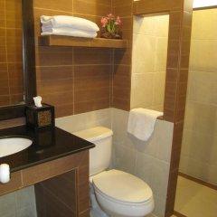 Отель Chaba Garden Resort 3* Стандартный номер с различными типами кроватей фото 11
