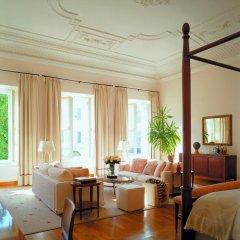 Four Seasons Hotel Milano 5* Люкс с различными типами кроватей фото 25