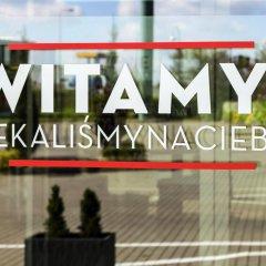Отель ibis Warszawa Ostrobramska спортивное сооружение