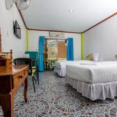 Отель Nong Guest House 3* Стандартный номер с 2 отдельными кроватями фото 2
