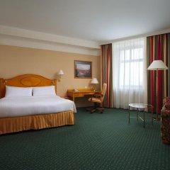 Гостиница Марриотт Москва Гранд 5* Номер Делюкс с различными типами кроватей фото 7