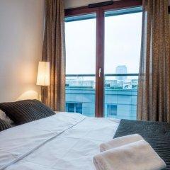 Отель Apartamenty Silver Улучшенные апартаменты с различными типами кроватей фото 14