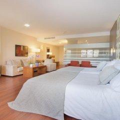 Hotel Granada Palace 4* Стандартный номер с различными типами кроватей фото 4