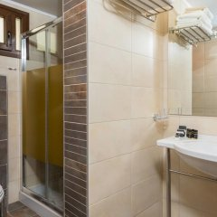 Отель Atrium ванная