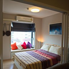 Отель The Fuse Таиланд, Бангкок - отзывы, цены и фото номеров - забронировать отель The Fuse онлайн комната для гостей фото 3