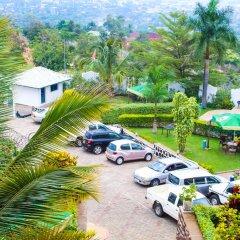 Best Outlook Hotel парковка
