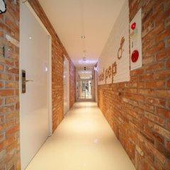 Отель Pop Jongno Южная Корея, Сеул - отзывы, цены и фото номеров - забронировать отель Pop Jongno онлайн интерьер отеля фото 2