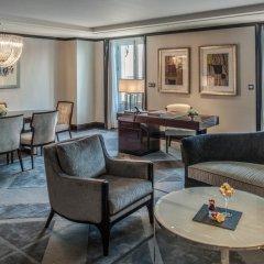 Hotel The Peninsula Paris 5* Люкс с двуспальной кроватью фото 7