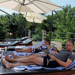 Отель Sole Luna Resort & Spa бассейн фото 3