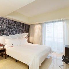 Expo Hotel Barcelona 4* Улучшенный номер с различными типами кроватей фото 11