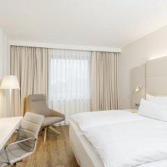 Hotel NH Düsseldorf City Nord 4* Стандартный номер разные типы кроватей фото 8