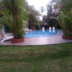 Отель Bougain Villa Шри-Ланка, Берувела - отзывы, цены и фото номеров - забронировать отель Bougain Villa онлайн бассейн фото 3