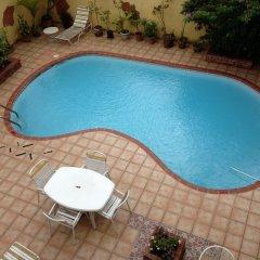 Отель Casa Coco Доминикана, Бока Чика - отзывы, цены и фото номеров - забронировать отель Casa Coco онлайн бассейн фото 3