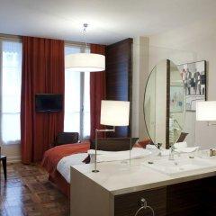 Отель Globe et Cecil Hôtel ванная