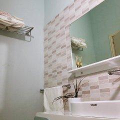 Отель Agriburgio Бутера ванная