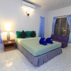 Отель Saladan Beach Resort 3* Бунгало с различными типами кроватей фото 25