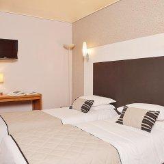 Отель Hôtel Istria Paris 3* Стандартный номер с 2 отдельными кроватями