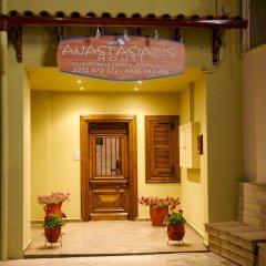 Отель Anastasiadis House Ситония интерьер отеля фото 3