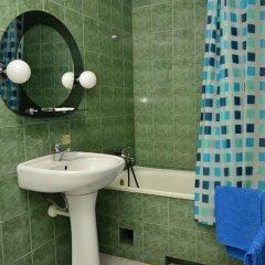 Mini Hotel Vesna Семейный номер Комфорт разные типы кроватей фото 12