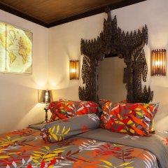 Отель Tropica Bungalow Resort 3* Номер Делюкс с различными типами кроватей фото 7