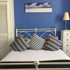 Kipps Brighton Hostel Стандартный номер с различными типами кроватей фото 18