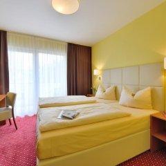 Отель Burghotel Stammhaus 3* Стандартный номер с различными типами кроватей фото 2
