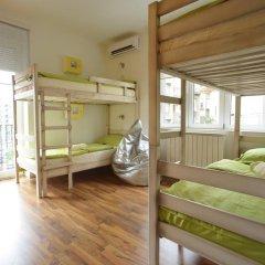 Отель Stella Di Notte Кровать в мужском общем номере с двухъярусной кроватью фото 7
