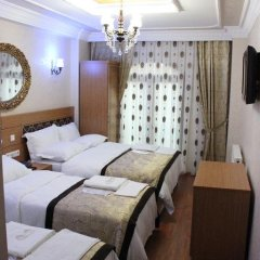 Best Nobel Hotel 2 3* Стандартный семейный номер с двуспальной кроватью фото 15