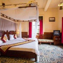 Saphir Dalat Hotel 3* Улучшенный номер с 2 отдельными кроватями фото 4