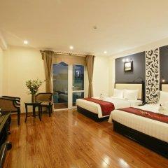 Hoian Sincerity Hotel & Spa 4* Стандартный семейный номер с двуспальной кроватью фото 9