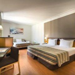 Отель Eurostars Mediterranea Plaza 4* Стандартный номер с двуспальной кроватью фото 2