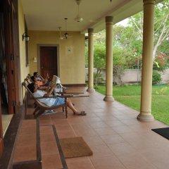 Отель Lake View Bungalow Yala 3* Шале с различными типами кроватей фото 11