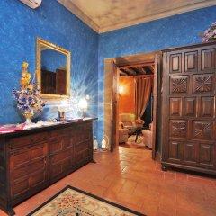 Отель Hacienda El Santiscal - Adults Only Люкс с различными типами кроватей фото 3