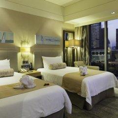Xiamen International Conference Hotel 5* Стандартный номер с различными типами кроватей фото 4