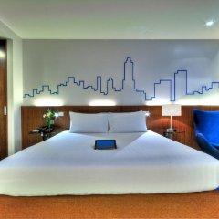 Отель Galleria 10 Sukhumvit Bangkok by Compass Hospitality 4* Стандартный номер с различными типами кроватей
