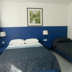 Blue & White Hotel комната для гостей фото 2
