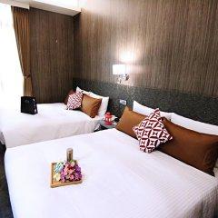 Ximen 101-s HOTEL 3* Стандартный семейный номер с различными типами кроватей фото 3