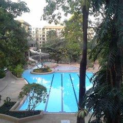Отель The Park Land Bangna By Nudda бассейн фото 3