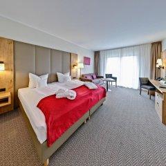 Santé Royale Hotel- & Gesundheitsresort Warmbad Wolkenstein комната для гостей фото 5