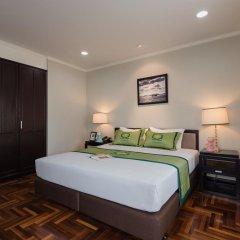 Отель CNC Residence 4* Люкс с 2 отдельными кроватями фото 9