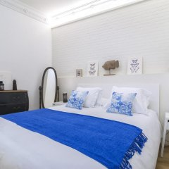Отель Friendly Rentals Barceló Испания, Мадрид - отзывы, цены и фото номеров - забронировать отель Friendly Rentals Barceló онлайн комната для гостей фото 4