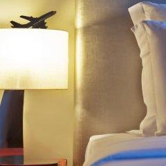 Отель TRYP Lisboa Aeroporto 4* Стандартный номер разные типы кроватей фото 4
